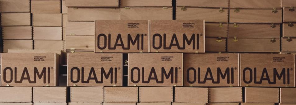 OlamiSlider - Packendes Design
