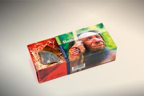 steinzeitfeuerzeug©Neanderthal Museum - Art sells!