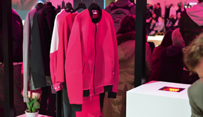 "telekom cebit 2016 kollektion2 - ""Corporate Fashion macht Marke"""
