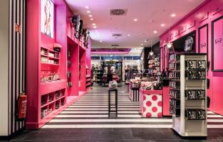 Hunkemoller Koeln Store 2 - Wo Marke zum Erlebnis wird