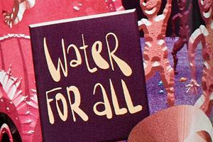 H2O of G20 Flaschen pur - Wasserwerferwasser