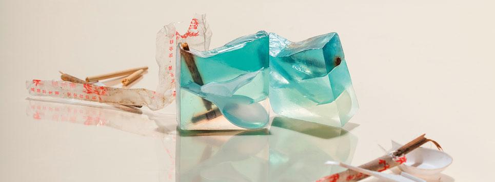 Greenpeace Polluted Soap item 2 - Hier wäscht keiner seine Hände in Unschuld